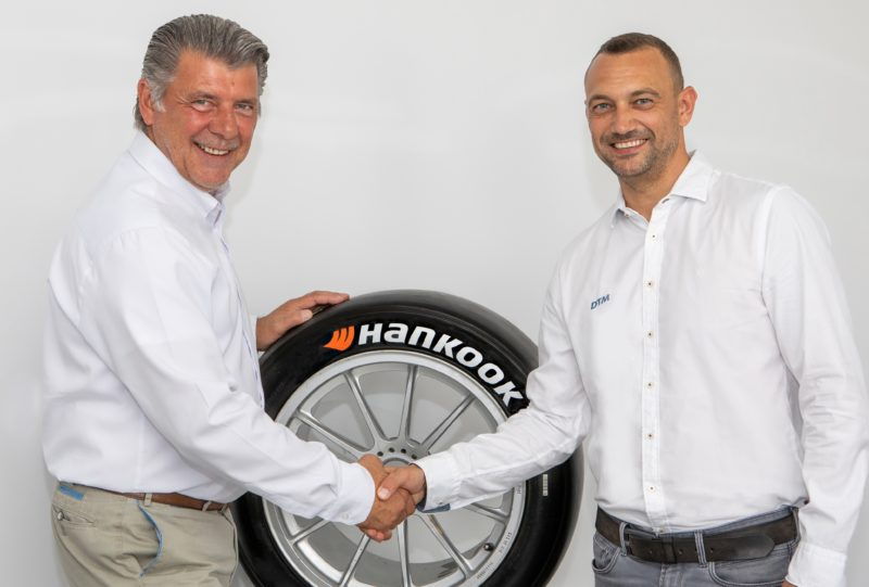 Hankook Tire and the DTM extend partnership to 2023