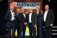 Hankook unveils winner of Technical Excellence Award at 2019 Motor Transport Awards