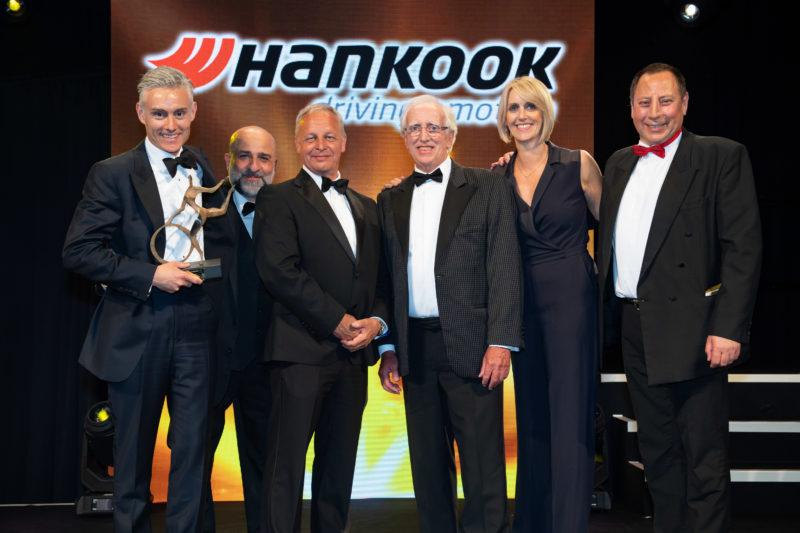 Hankook unveils winner of Technical Excellence Award at 2019 Motor Transport Awards