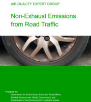 """Tyre and brake wear: AQEG releases """"most globally comprehensive analysis"""""""