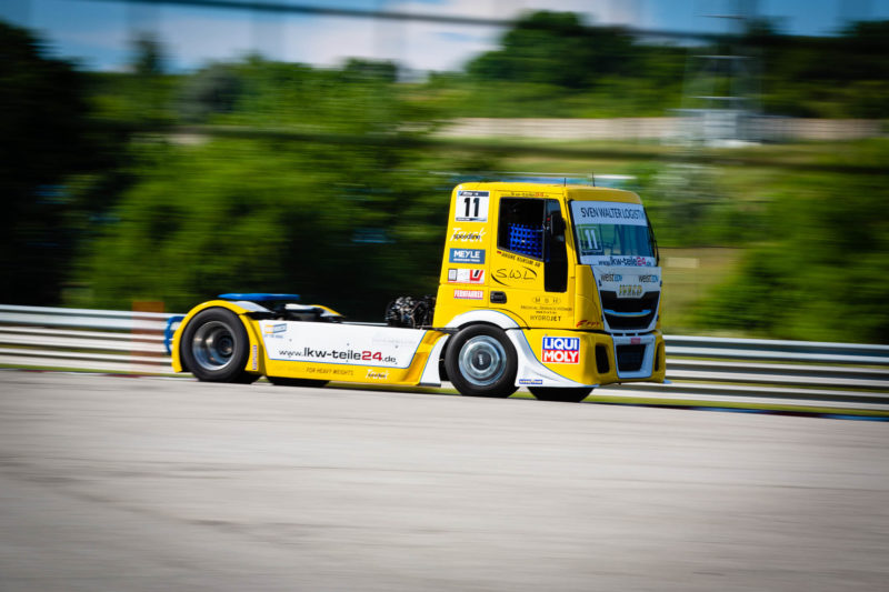Don't Touch Racing Team wins at Hungaroring