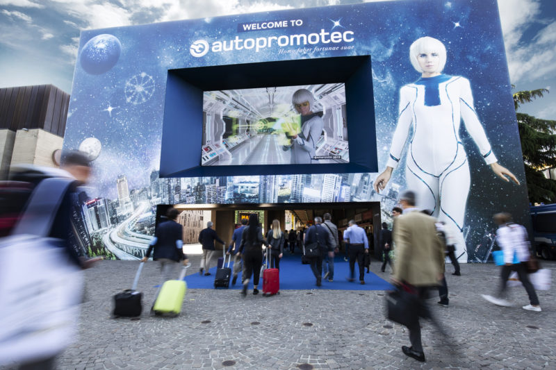 Autopromotec: Changing Europe makes cooperation more important