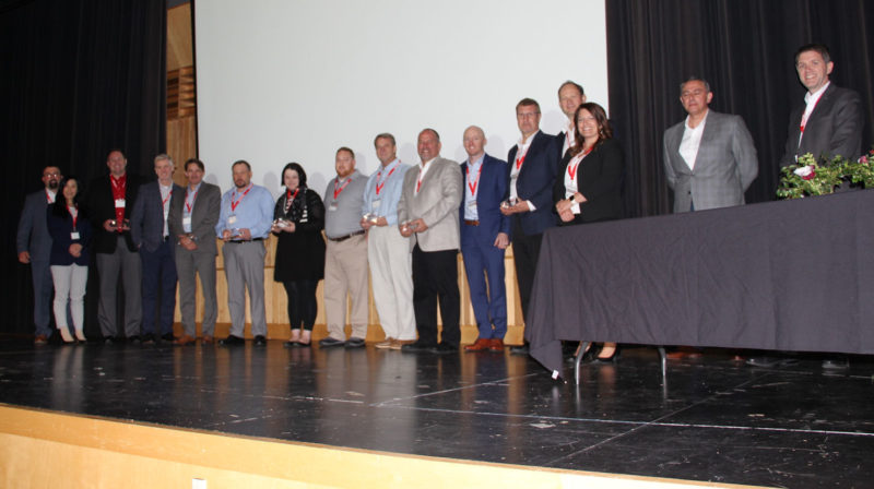 Camso honoured as key Toyota partner with two awards
