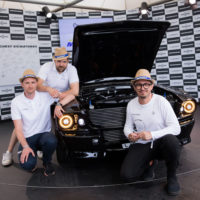 Goodwood: All-electric Mustang named festival Showstopper