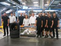 Continental plant reaches ContiSeal milestone