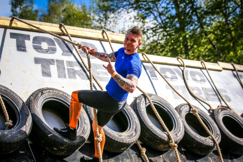 Toyo partnering Tough Mudder in Italy
