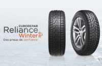 Eurorepar launches winter tyre line