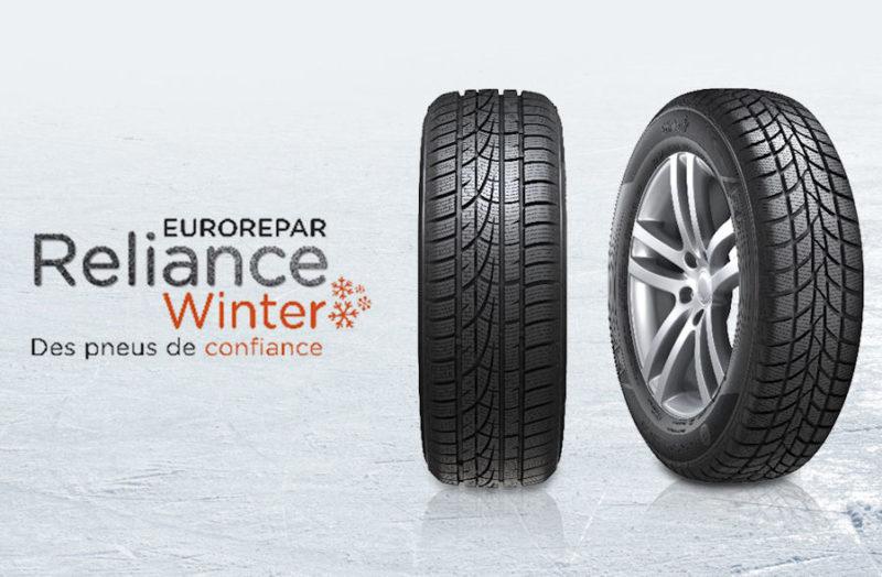 Eurorepar launches winter tyre line