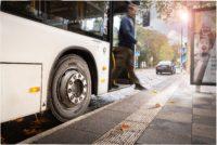 Giti launches all-position urban-bus tyre