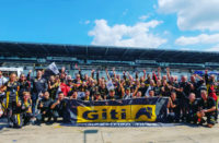 Giti ladies team 'inspires fans' at Green Hell