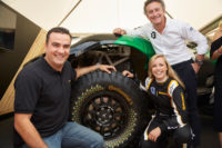 Goodwood debut for Continental Extreme E tyres