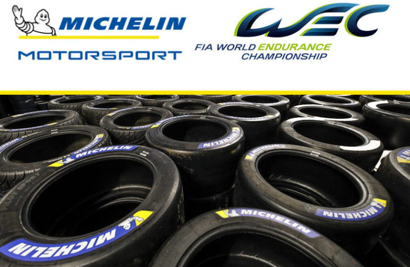 Prologue debut for Michelin's 2019/20 WEC tyres