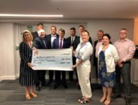 NAMA raises £24k for GOSH