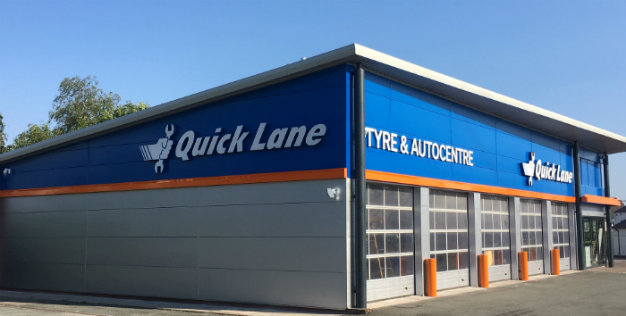 TrustFord invests in Quick Lane tyre retail franchise