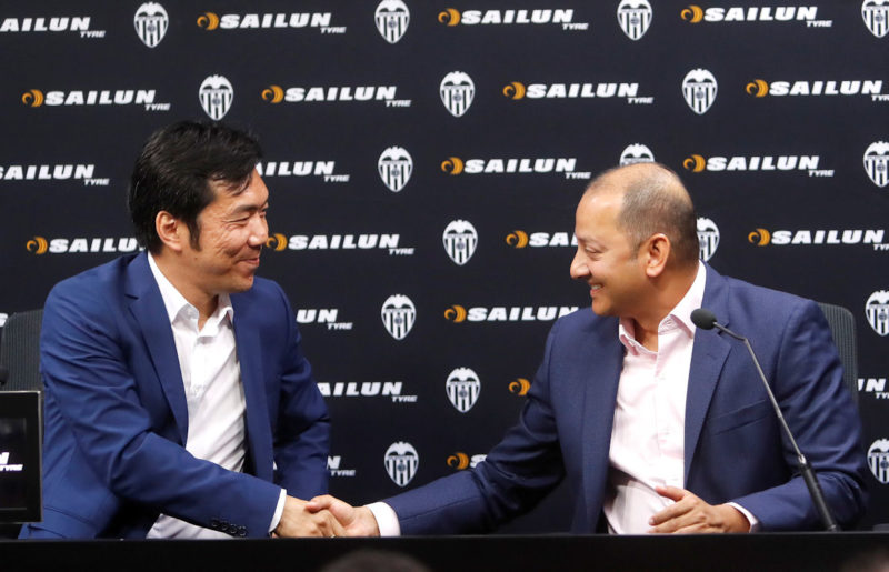 Football: Sailun Tyre partners with Valencia CF