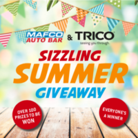 Trico and Mafco Autobar reveal 'perfect summer' promotion