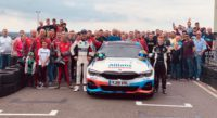 Top racing talent attends TerraClean karting event