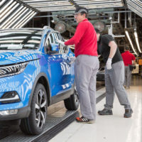 UK automotive production drops again as investment dries up