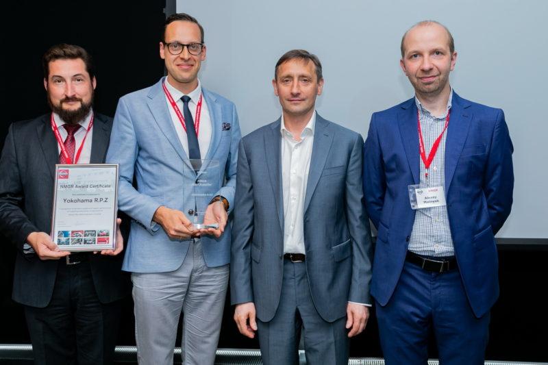 Yokohama gains Nissan Rus supplier award