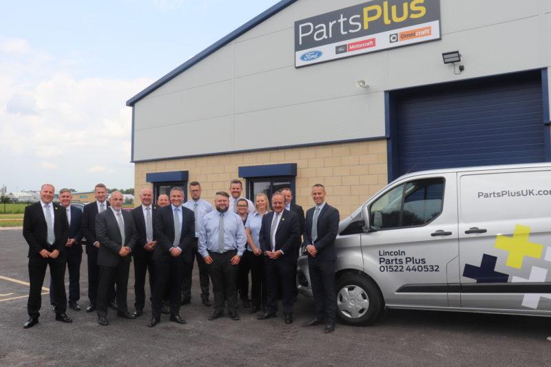 TrustFord opens two more PartsPlus sites