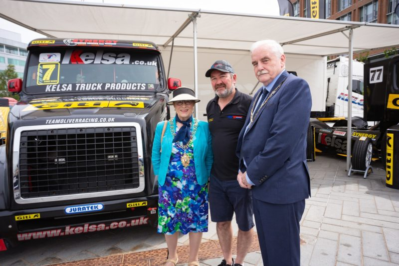 GT Radial raise £1,000 for charity at Motofest Coventry 2019