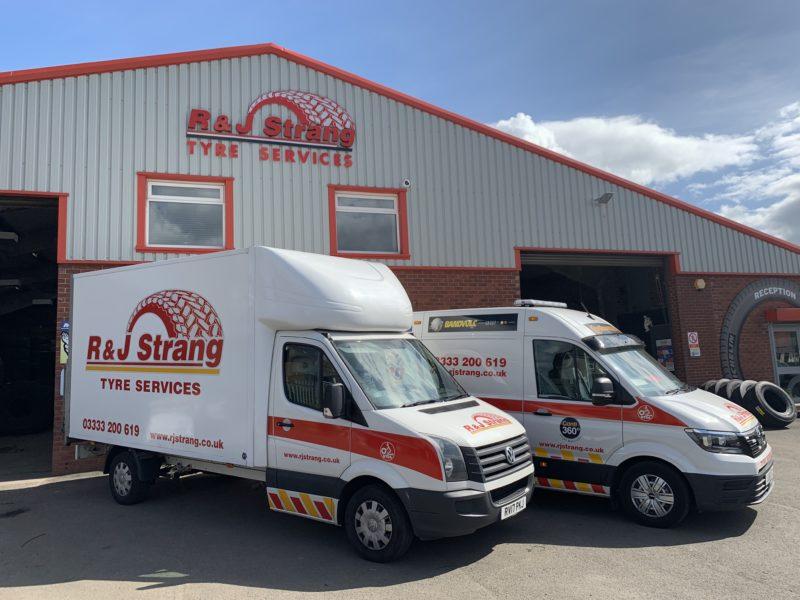 Continental acquires R&J Strang
