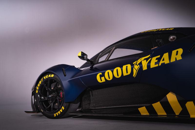 Goodyear, Brabham Automotive unveil global partnership