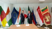 IRSG and GPSNR sign MoU