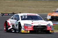 René Rast on course for title after victory in 500th DTM race
