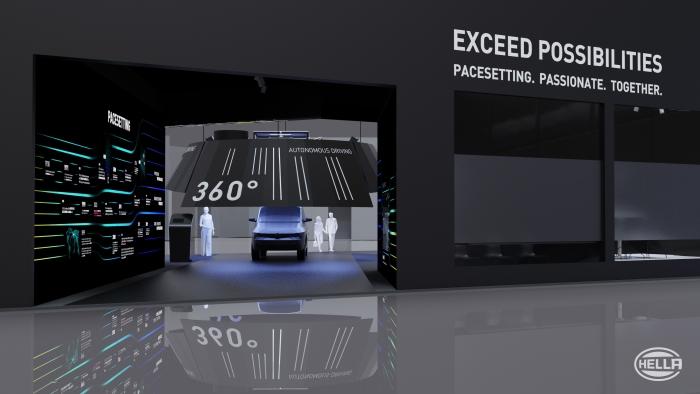 Hella to present future lighting, electronics concepts at IAA 2019