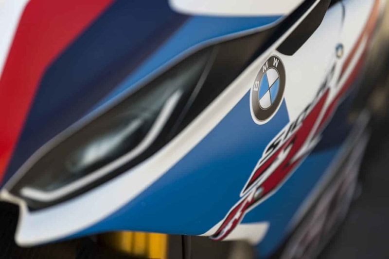 BMW selects Dunlop tyres for factory EWC entry