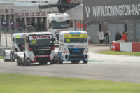 Textar's Newell & Wright Motorsport moves up to fourth in BTRC Championship