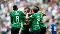 Football: Falken signs up as Borussia Mönchengladbach sponsor