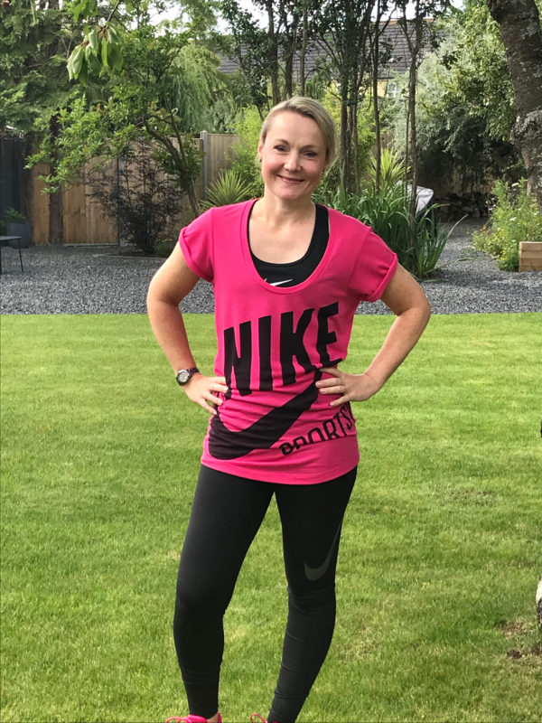 Impression Communications support Claire in 10K charity run
