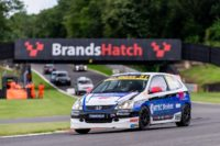 Buky's Brand Hatch triumph in Civic Cup
