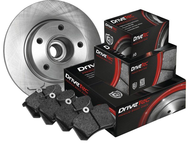 The Parts Alliance extends DriveTec braking range