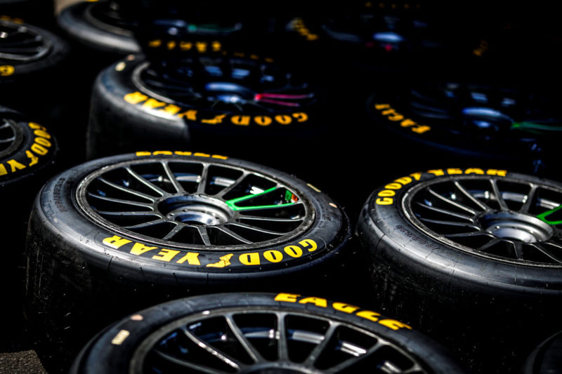 Goodyear making 'comeback' at Silverstone with soft, medium WEC tyres