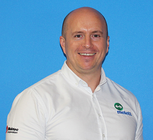 Melett appoints Darren Johnson as head of sales