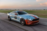 Brown Lee Performance launches official Gulf Oil Heritage Edition Mustang
