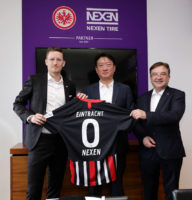 3 more years: Nexen Tire extends Eintracht Frankfurt sponsorship