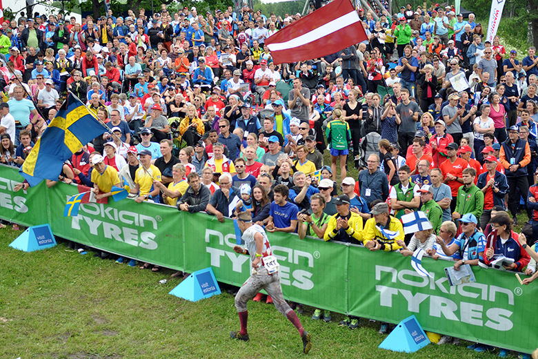 Nokian Tyres returns as main sponsor of World Orienteering Championships