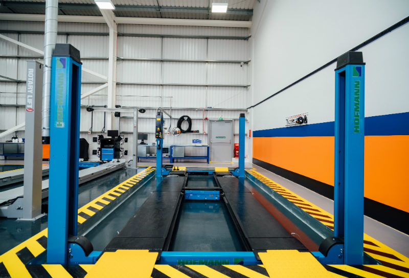 Quick Lane Reading invests £40,000 in MOT equipment