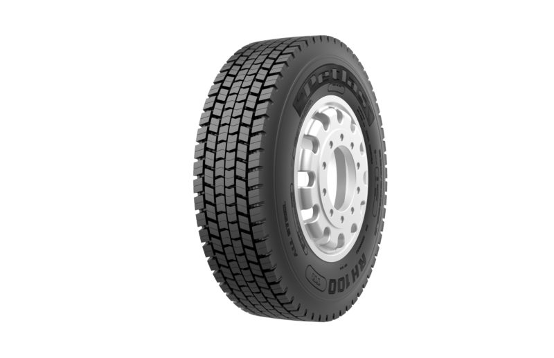 Petlas upgrades commercial vehicle tyre range with new SH100, RH100 sizes