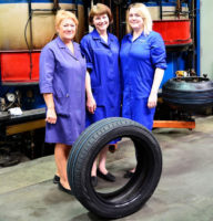 "Rosava begins production of 20"" car tyres"