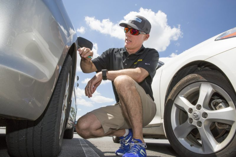 """Goodyear working on 18"""" tyre for NASCAR Cup Series"""