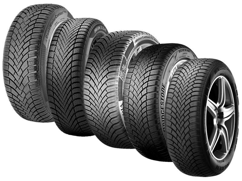 Lookalike tyres fail to stump the experts