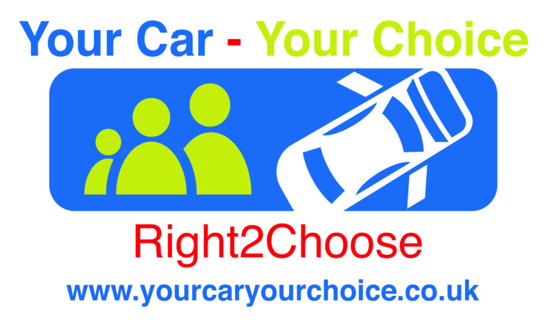 Your Car - Your Choice pilot campaign attracts wider support