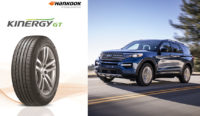 Hankook tyres for Ford Explorer