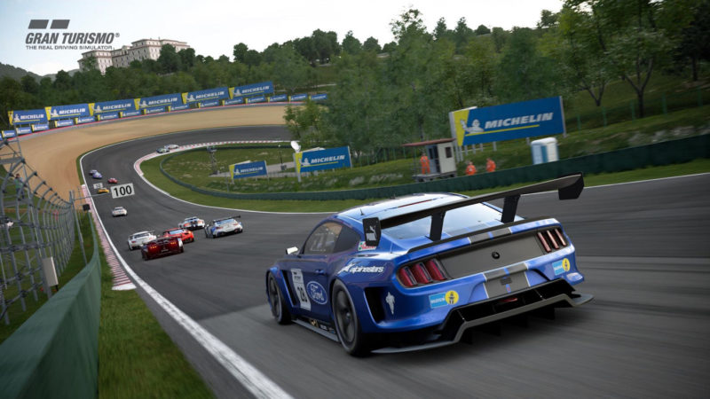 Michelin 'official tyre technology partner' for Gran Turismo