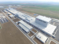 Nexen Tire inaugurates European plant